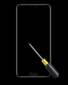 Huawei P20 Akkudeckel Austausch