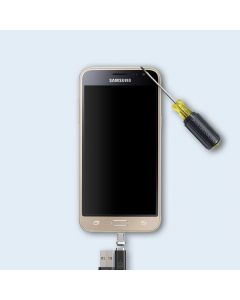 Samsung J3 (2016) USB Anschluss Reparatur