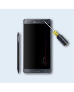 Note 4 Display Reparatur