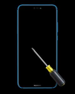 Huawei P20 Lite Akkudeckel Austausch
