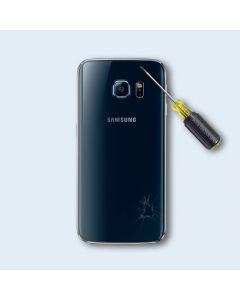 Samsung S6 EDGE Akkudeckel Austausch