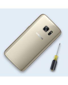 Samsung S7 EDGE Kameraglas Austausch