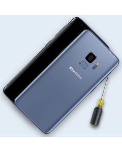 Samsung S9 Plus Akkudeckel Austausch