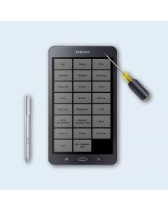Samsung Tab A 7.0 (2016) Diagnose