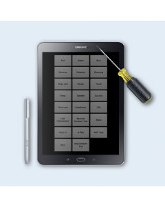 Samsung Tab S2 9.7 Diagnose