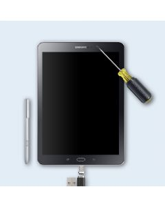 Samsung Tab S2 9.7 USB Anschluss Reparatur
