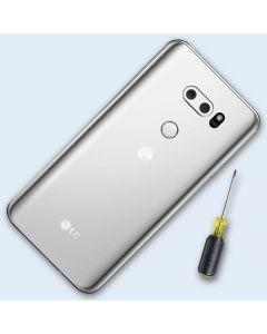 LG V30 Akkudeckel Austausch